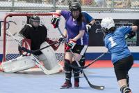 Tournoi de Dek hockey