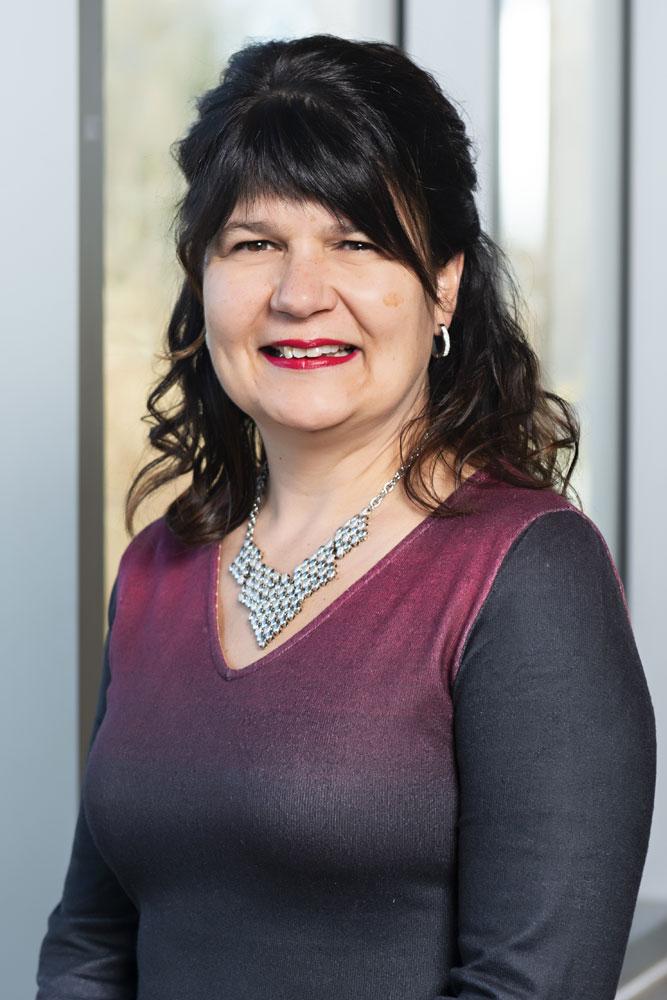 Nathalie Allard, membre du DRH de la Chambre de commerce