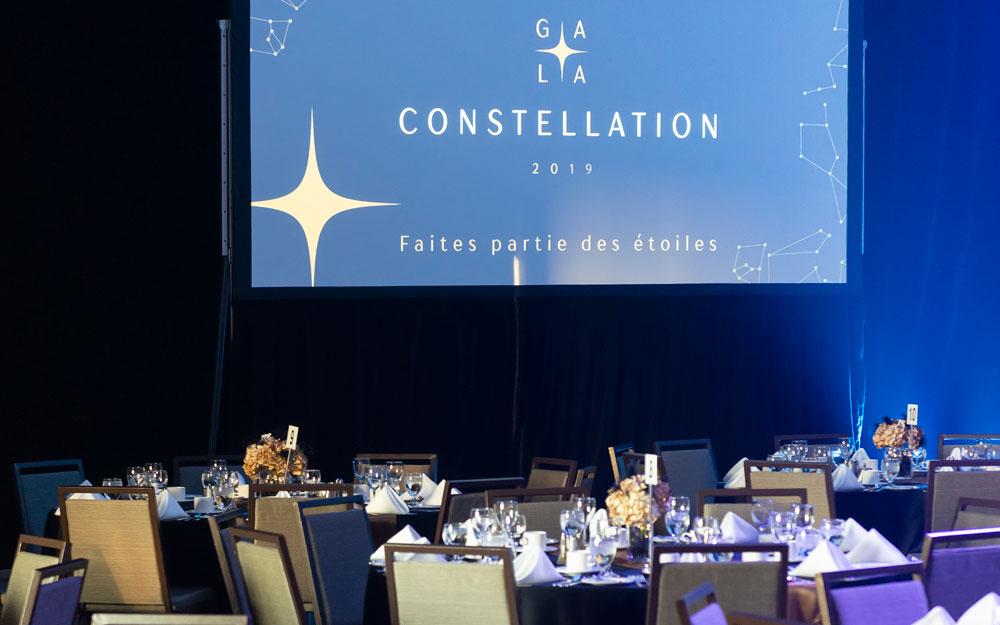 Le Gala Constellation récompense les entreprises de la région