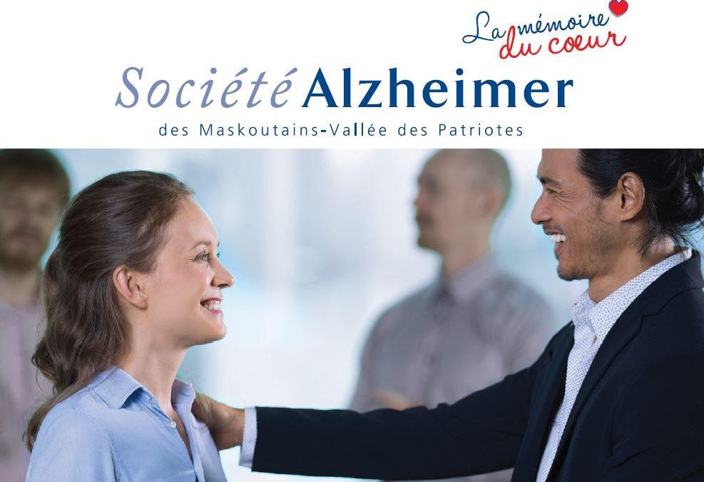 Société Alzheimer des Maskoutains-Vallée des Patriotes : Projet exploratoire