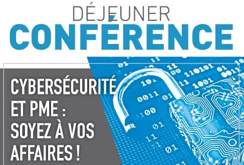 Stéphane Magnan CPA et MS Geslam : Conférence cybersécurité et PME