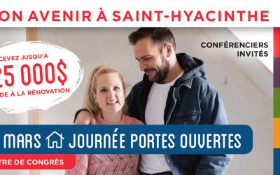 Journée portes ouvertesde Saint-Hyacinthe