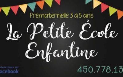 La Petite École enfantine : pré-maternelle et service personnalisé