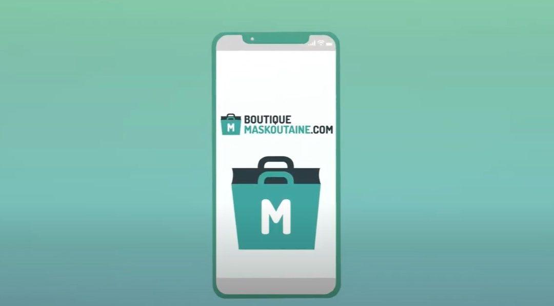 Lancement de la boutiquemaskoutaine.com