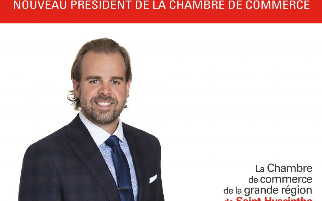 Élection d'un nouveau président et d'un nouveau comité exécutif
