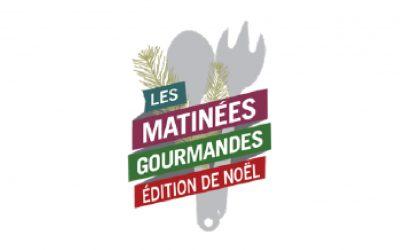 L'édition de Noël des Matinées gourmandes est lancée !
